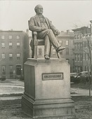 view George Peabody [sculpture] / (photographed by Hughes Company) digital asset number 1