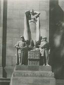 view The Pioneers [sculpture] / (photographed by De Witt Ward) digital asset number 1