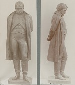 view Napoleon I (front view and side view) [sculpture] / (photographer unknown) digital asset number 1