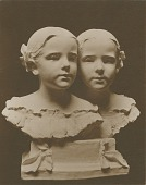 view Twin Sisters [sculpture] / (photographer unknown) digital asset number 1