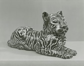 view Tiger [sculpture] / (photographer unknown) digital asset number 1