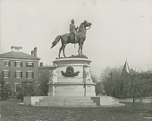 view Major General George Henry Thomas [sculpture] / (photographed by Levin C. Handy) digital asset number 1
