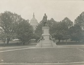 view James Garfield Monument [sculpture] / (photographed by Detroit Publishing Company) digital asset number 1