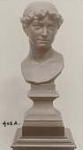view Maud Morgan [sculpture] / (photographer unknown) digital asset number 1