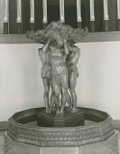 view Arlington Fountain [sculpture] / (photographed by Percy Rainford) digital asset number 1