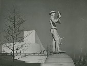 view Agriculture [sculpture] / (photographed by Underwood & Underwood) digital asset number 1