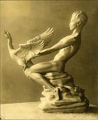 view Goose Boy: a fountain figure [sculpture] / (photographer unknown) digital asset number 1