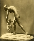 view Mirthfulness [sculpture] / (photographer unknown) digital asset number 1
