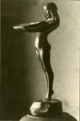 view The Shell Maiden [sculpture] / (photographer unknown) digital asset number 1