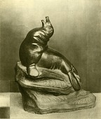 view The Seal [sculpture] / (photographer unknown) digital asset number 1