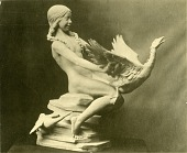 view Goose Girl [sculpture] / (photographer unknown) digital asset number 1