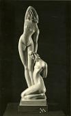 view Feminine Solitude [sculpture] / (photographed by S. G. Cleveland) digital asset number 1