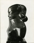 view Angelica [sculpture] / (photographed by S. G. Cleveland) digital asset number 1