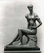 view Ma Meditation [sculpture] / (photographer unknown) digital asset number 1