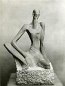 view Job [sculpture] / (photographer unknown) digital asset number 1