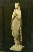 view The Virgin [sculpture] / (photographer unknown) digital asset number 1