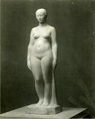 view A Model [sculpture] / (photographed by De Witt Ward) digital asset number 1