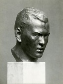 view Portrait of Lawrence Fellowes [sculpture] / (photographer unknown) digital asset number 1