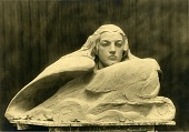 view The Brooding Head [sculpture] / (photographer unknown) digital asset number 1