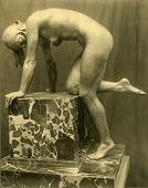 view Bending Figure [sculpture] / (photographer unknown) digital asset number 1