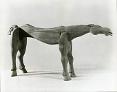 view The Horse [sculpture] / (photographed by Soichi Sunami) digital asset number 1