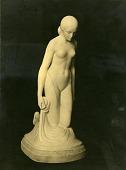 view Kneeling Girl [sculpture] / (photographed by A. B. Bogart) digital asset number 1