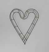 view <I>Wire frame, heart</I> digital asset number 1