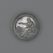 view <I>Medal, silver, American Carnation Society, 1904</I> digital asset number 1