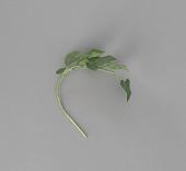 view <I>Metal sculpture, state flowers arrangement - Ivy</I> digital asset number 1