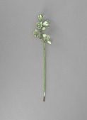 view <I>Metal sculpture, New Mexico state flower - Yucca</I> digital asset number 1