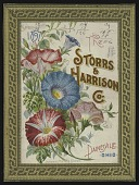 view <I>Seed catalog covers, The Storrs & Harrison Co., Spring 1897</I> digital asset number 1