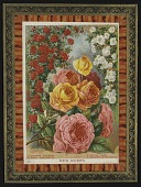 view <I>Seed catalog page, New Roses</I> digital asset number 1