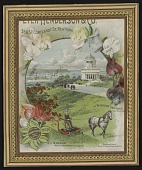 view <I>Advertisement, Peter Henderson & Co., horse lawn mower</I> digital asset number 1