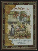 view <I>Seed catalog cover, Johnson & Stokes' Money Growers Manual, 1893</I> digital asset number 1