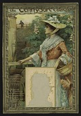 view <I>Printed matter, Tennyson Calendar</I> digital asset number 1