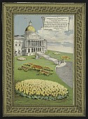 view <I>Seed catalog page, Commonwealth of Massachusetts</I> digital asset number 1