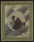 view <I>Seed catalog cover, Glenwood Nurseries, 1899</I> digital asset number 1