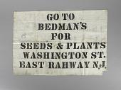 view <I>Sign, Bedman Brothers</I> digital asset number 1