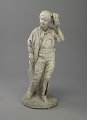 "view <I>Statue, boy, ""Hide & Seek""</I> digital asset number 1"
