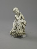 view <I>Statue, memorial, kneeling girl</I> digital asset number 1