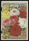 view <I>Nursery catalog page, Dingee & Conrad Co.Success with Flowers</I> digital asset number 1