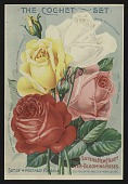 view <I>Nursery Catalog Page, Dingee & Conrad Co., Advertisement for New Ever-Blooming Roses</I> digital asset number 1