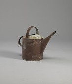 view <I>Watering can, red</I> digital asset number 1
