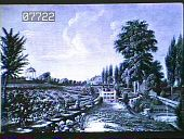 view [Belfield]: painting, 1816. digital asset: [Belfield]: painting, 1816.: [1930?]
