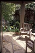 view [Micro Casa]: entry porch. digital asset: [Micro Casa]: entry porch.: 2000 Apr.