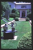 view [Magowan Garden]: North garden. digital asset: [Magowan Garden]: North garden.: 1996 Aug. 15.