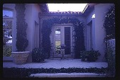view [Untitled Garden in Santa Barbara, California] digital asset: [Untitled Garden in Santa Barbara, California]: 1997 May 20.