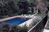 view [Volk Garden]: the swimming pool. digital asset: [Volk Garden]: the swimming pool.: 1999 Apr.