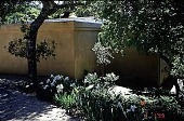 view [Untitled Garden, Pebble Beach, California]: the driveway approaching the house. digital asset: [Untitled Garden, Pebble Beach, California]: the driveway approaching the house.: 1999 Apr.