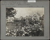 view Unidentified Garden in Hartford, Connecticut digital asset: Unidentified Garden in Hartford, Connecticut [photoprint]
